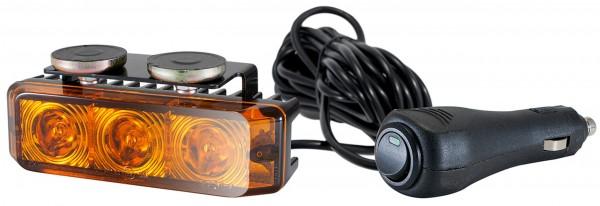 Blixtra LED-advarselsblink