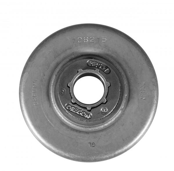 """Kruhové reťazové koleso Oregon .325"""", 7 zubov, malá veľkosť náboja"""