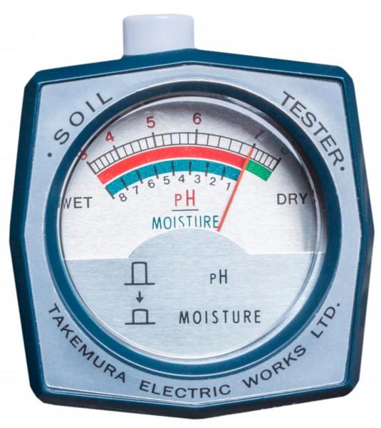pH-Meter Soil-Tester