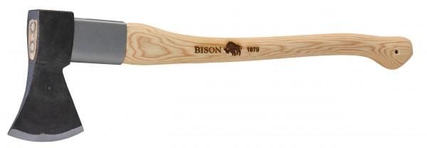 """Bison """"1879"""" universaløkse 1250 g med skaftbeskytter"""