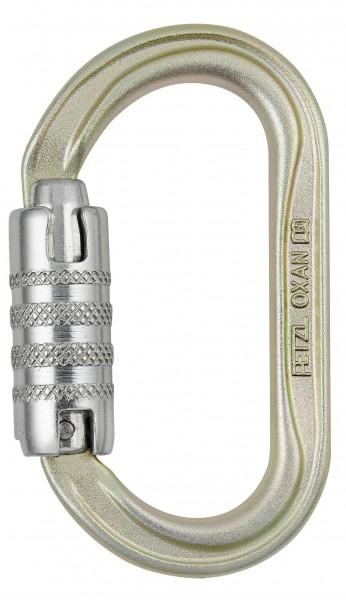 Petzl Stahlkarabiner Oxan Triact-Lock