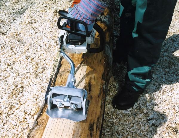 Oblý hoblík Eder – adaptér na MP