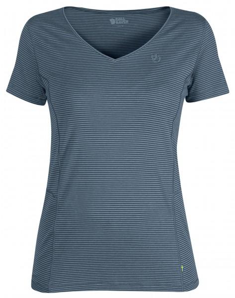 Fjällräven Damen-T-Shirt Abisko Cool