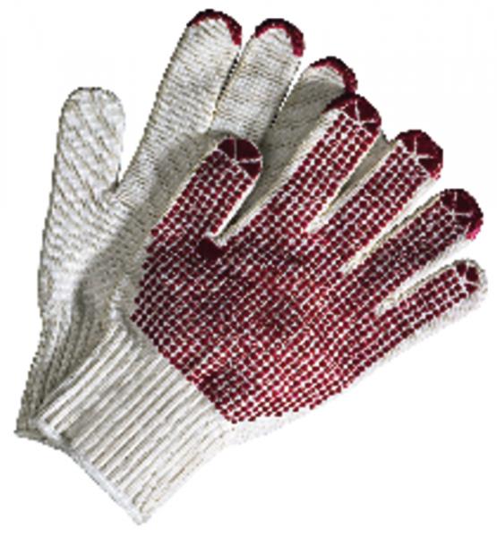 Bison Superstrick Handschuhe mit Noppen