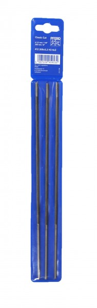 Okrúhly pilník CHAIN SHARP CS-X, 3,2 mm
