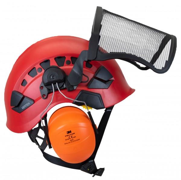 Petzl Kopfschutz-Kombination für Baumpfleger