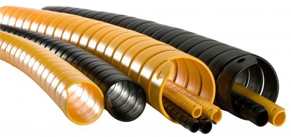 Schlauchschutzspirale, 1 m Länge