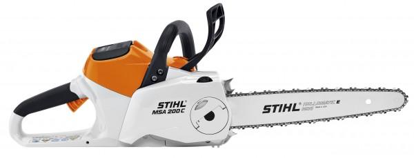 Stihl Akku-Motorsäge MSA 200 C-B ohne Akku und Ladegerät
